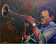 miles davis  on Instagram@chezartcom on FB @chezartcom