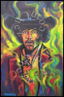Jimi on Instagram @chezartcom on FB @chezartcom